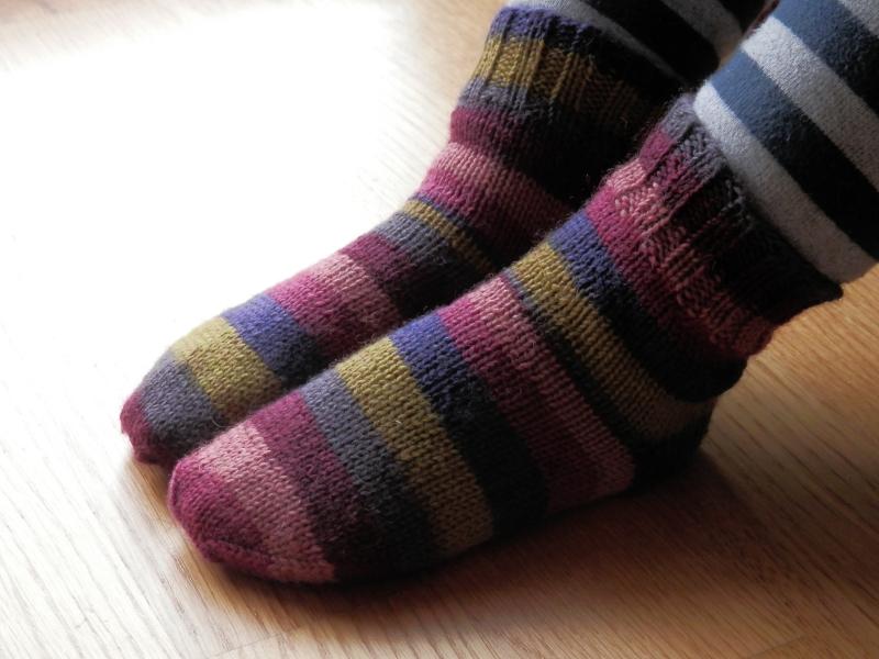 #134 gründl hot socks 402