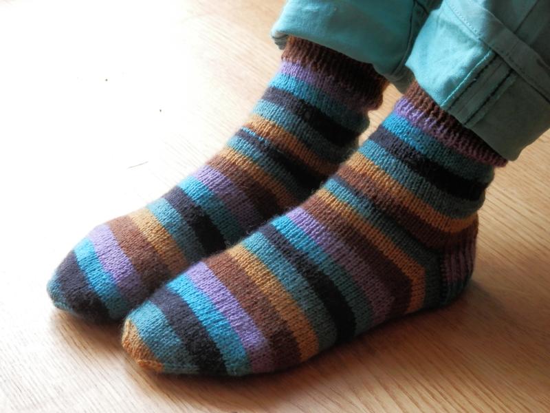 #142 gründl hot socks 409